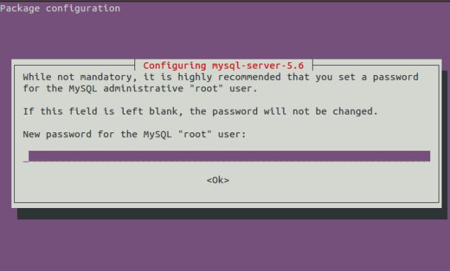 MySQL-install
