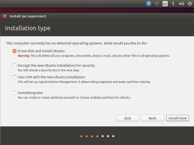 Ubntu-14.10-Erase-and-Install-Ubuntu