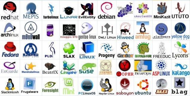 logos-distros
