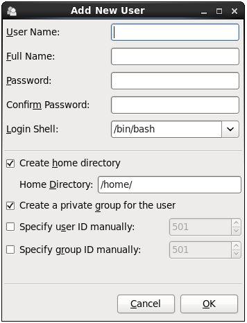 Rhel6_add_new_user